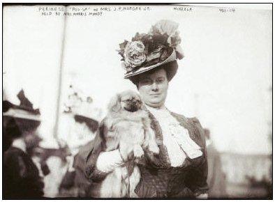 Mrs. Morris Mandy, PCA Founder.
