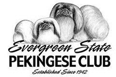 Evergreen State Peke Club logo
