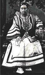Dowager Empress Tzu Hsi