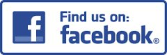 Find Us On Facebook links to our Facebook page in a new window