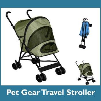 Pet Gear Travel Lite Stroller