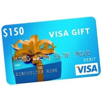 Visa Card 150